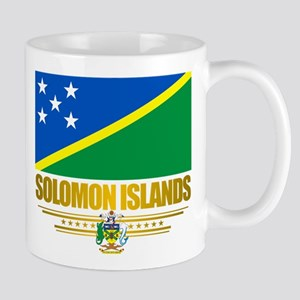 """Solomon Islands Flag"" Mug"